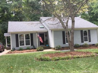 Mint Hill Single Family Home Under Contract-Show: 10014 Grand Junction Road