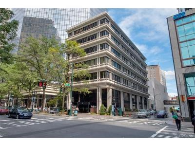 Charlotte Condo/Townhouse For Sale: 139 S Tryon Street #3A