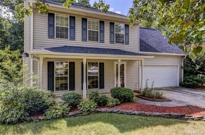 Kannapolis Single Family Home Under Contract-Show: 2316 Pond Ridge Court
