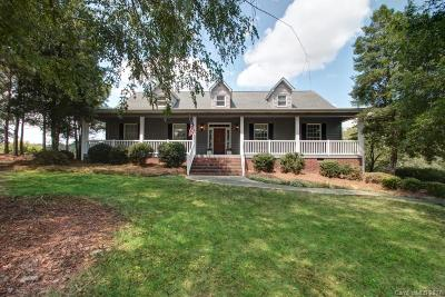 Stanly County Single Family Home For Sale: 20837 Sam Road