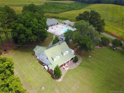 Stanly County Single Family Home For Sale: 24425 Canton Road