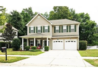 Cornelius Single Family Home For Sale: 9633 Willow Leaf Lane