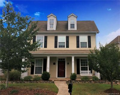 Matthews Single Family Home For Sale: 3016 Ivy Brook Place