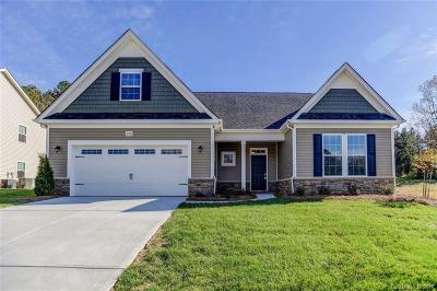 Mooresville Single Family Home For Sale: 210 Branchview Drive #93