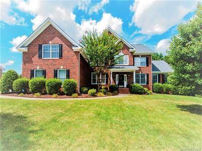 Weddington Single Family Home For Sale: 613 Maple Valley Court