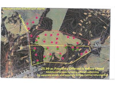 Residential Lots & Land Under Contract-Show: 26 ac New Town Road