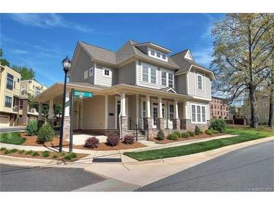 Charlotte Single Family Home For Sale: 723 Herrin Avenue