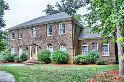 Weddington Single Family Home Under Contract-Show: 7164 Stirrup Court