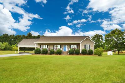 Mooresville Single Family Home Under Contract-Show: 3010 Deal Road
