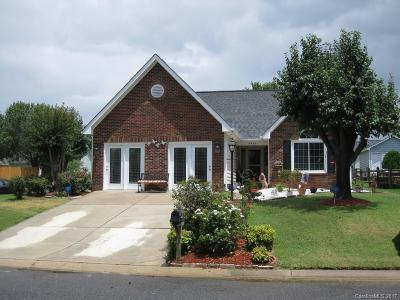 Monroe Single Family Home Under Contract-Show: 4908 Morning Dew Lane