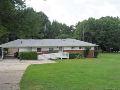 Charlotte Single Family Home For Sale: 5710 Hickory Grove Road