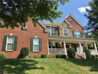 Davidson Single Family Home For Sale: 128 Timberside Drive