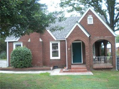 Cabarrus County Single Family Home For Sale: 1309 Central Drive