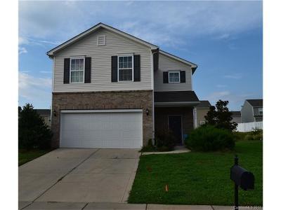 Charlotte Single Family Home For Sale: 8706 Heartleaf Road