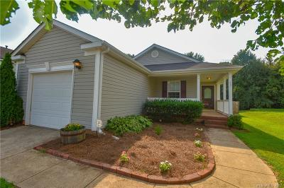 Cabarrus County Single Family Home Under Contract-Show: 531 SW Railway Place #344