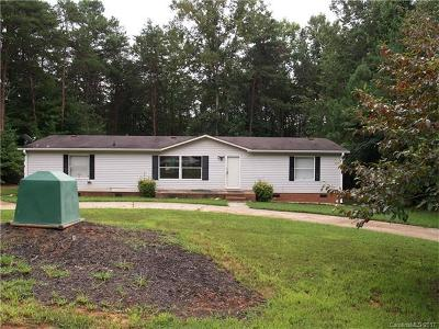 Iredell County Single Family Home For Sale: 166 Brook Creek Drive