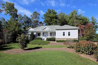 Fletcher Single Family Home For Sale: 25 King Heights Drive