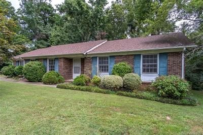Mooresville Single Family Home For Sale: 133 Cliffwood Circle