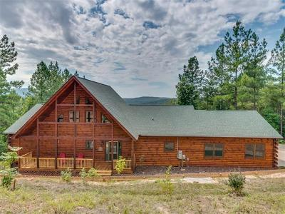 Union Mills Single Family Home For Sale: 624 Gold Creek Point