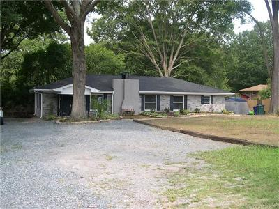Stanly County Single Family Home For Sale: 101a N Poplar Street