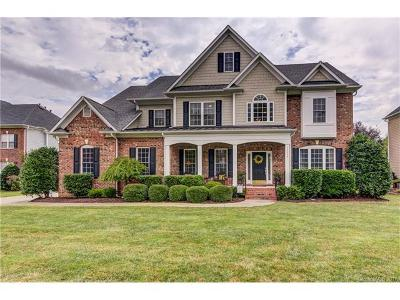 Huntersville Single Family Home For Sale: 12028 New Bond Drive