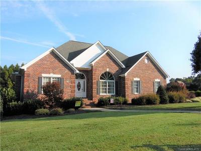 Stanly County Single Family Home For Sale: 703 Amanda Way