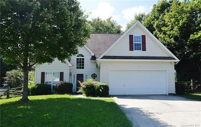 Charlotte NC Single Family Home For Sale: $187,000