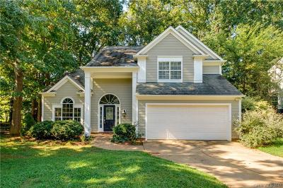 Huntersville Single Family Home For Sale: 12707 Hollyhock Lane