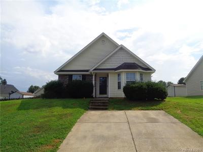 Charlotte NC Single Family Home For Sale: $110,000