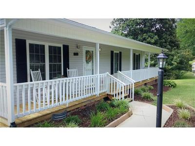 Stanly County Single Family Home For Sale: 2209 Carter Drive