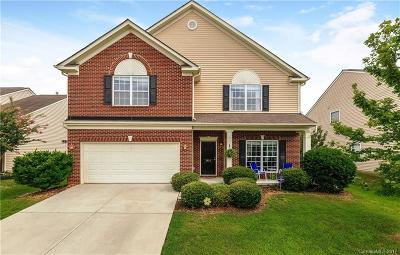 Indian Trail Single Family Home For Sale: 1023 Whippoorwill Lane