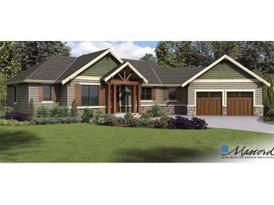 Weaverville Single Family Home For Sale: 57 Nader Avenue #22