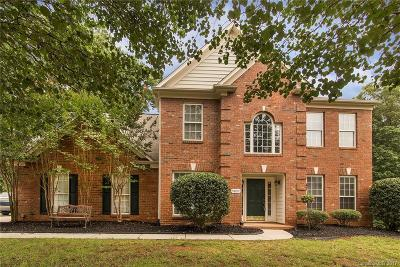 Charlotte Single Family Home Under Contract-Show: 9807 Zackery Avenue