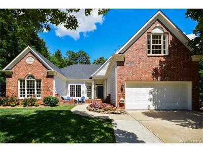 Charlotte NC Single Family Home For Sale: $314,000