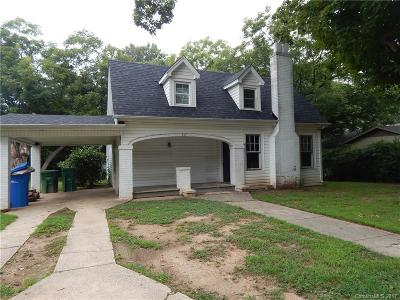 Stanly County Single Family Home Under Contract-Show: 217 8th Street