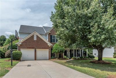 Harrisburg, Kannapolis Single Family Home For Sale: 4287 Red Spruce Lane
