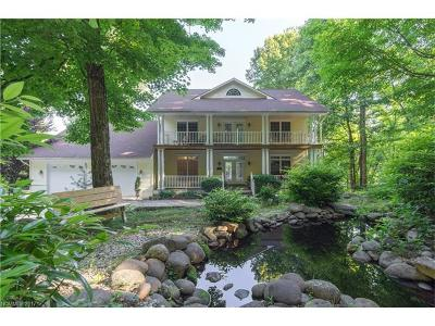 Waynesville Single Family Home For Sale: 719 April Park
