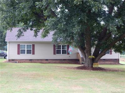 Stanly County Single Family Home For Sale: 24763 Nc Hwy 73 Highway