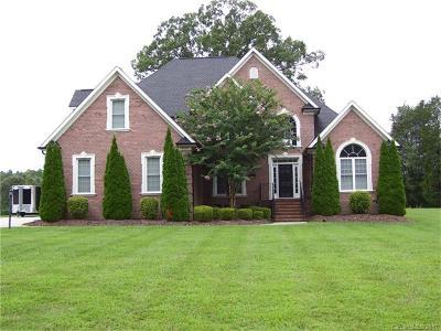 Rowan County Single Family Home For Sale: 490 Lake Wright Road