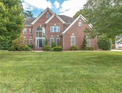 Belmont Single Family Home Under Contract-Show: 4224 Belle Meade Circle