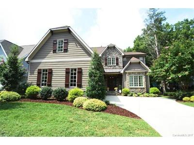 Charlotte Single Family Home For Sale: 912 Mason Oaks Court