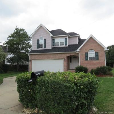 Indian Trail Single Family Home Under Contract-Show: 5905 Barefoot Lane