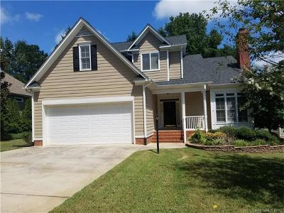Rock Hill Single Family Home For Sale: 1325 Beckton Court