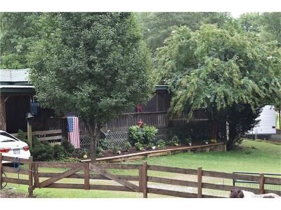 Iredell County Single Family Home For Sale: 136 Mitchell Trail Road