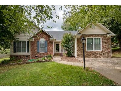 Harrisburg, Kannapolis Single Family Home For Sale: 4445 Alexander Hill Court