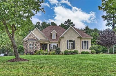 Mooresville Single Family Home For Sale: 154 Vineyard Drive