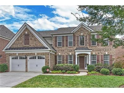 Charlotte Single Family Home Under Contract-Show: 17629 Campbell Hall Court