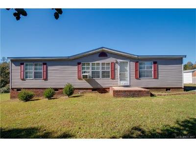 Troutman Single Family Home For Sale: 266 Rankin Hill Road