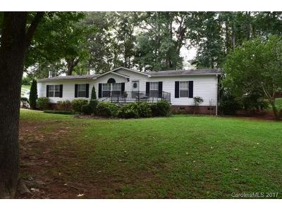 Rock Hill Single Family Home For Sale: 1850 Mount Holly Road