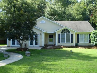 Huntersville Single Family Home For Sale: 12512 Newstead Road